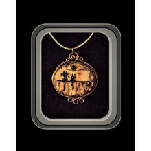 Cat Lovers Gift- Wife Grandmother Gift Wood Jewelry - Necklace Style B Necklace -