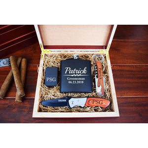 Complete Groomsmen Gift Set Etsy Listings