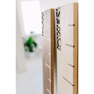 Growth Chart Ruler - Wooden Modern Decor Product