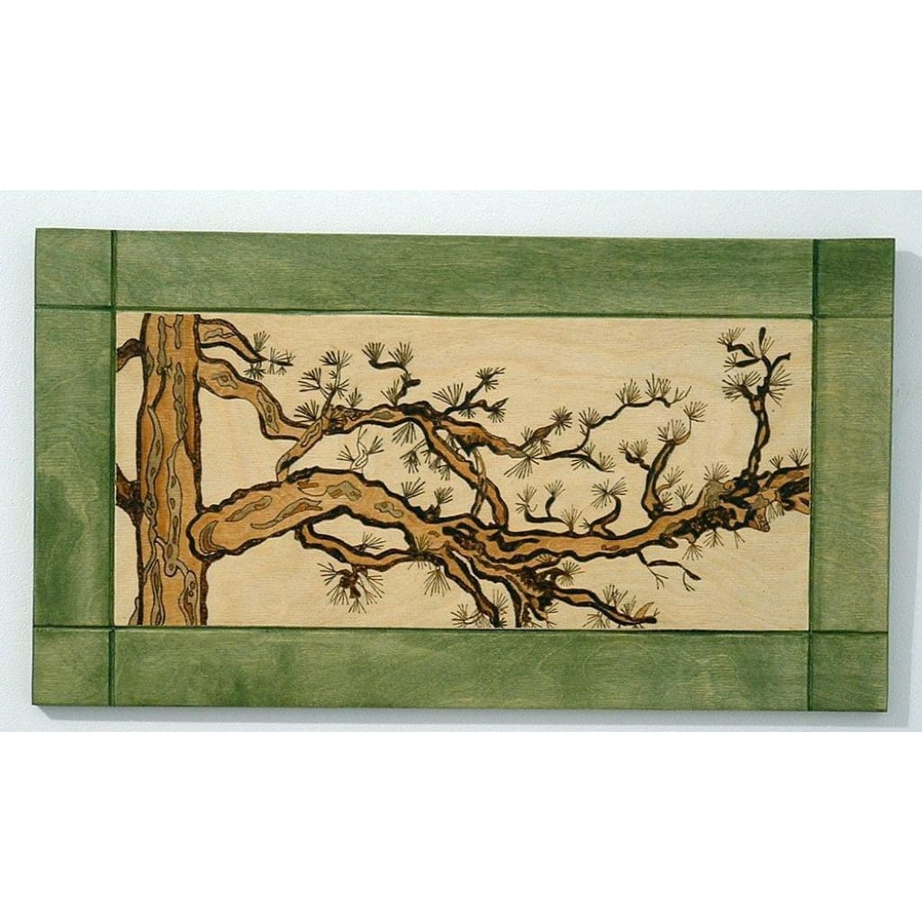 Wood Temple Llc All Rights Reserved - Wood Wall Art Pyrography Pine ...