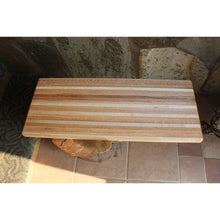 Thick Butcher Block Cutting Board-Chopping Block- Extra Large Size With Juice Groove Normal