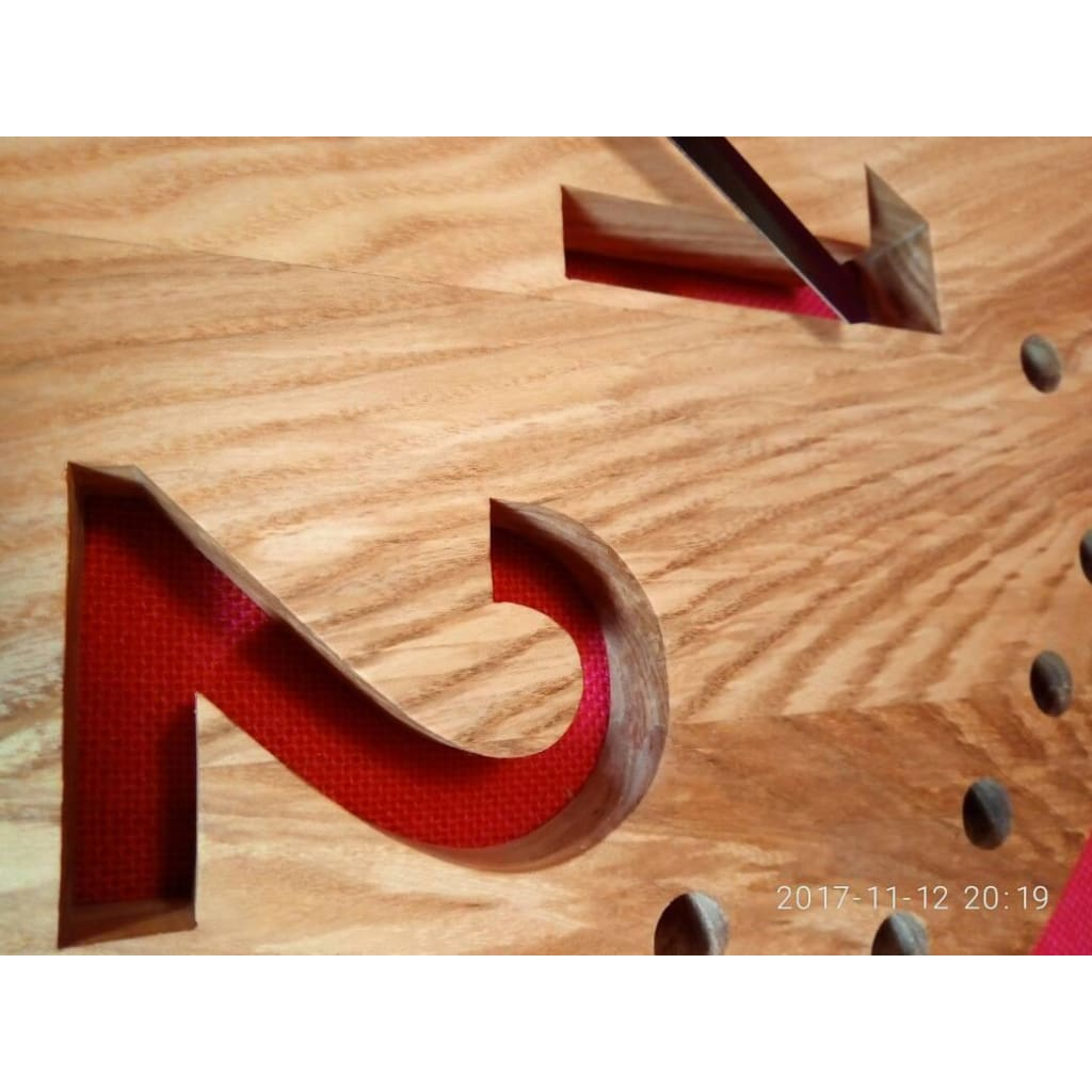 Wood Temple Llc All Rights Reserved - Wood Wall Clock Scroll Saw No ...