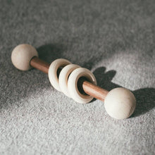 Baby Rattle - Organic Wooden Toy - Boy & Girl Gift Product