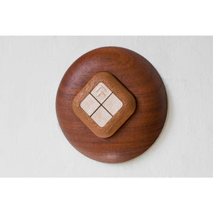 Turn Touch Wooden Smart Home Remote Mahogany / Add Pedestal (+$50) Normal