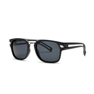 Calanovella Men's Cool Square Polarized Sunglasses UV400
