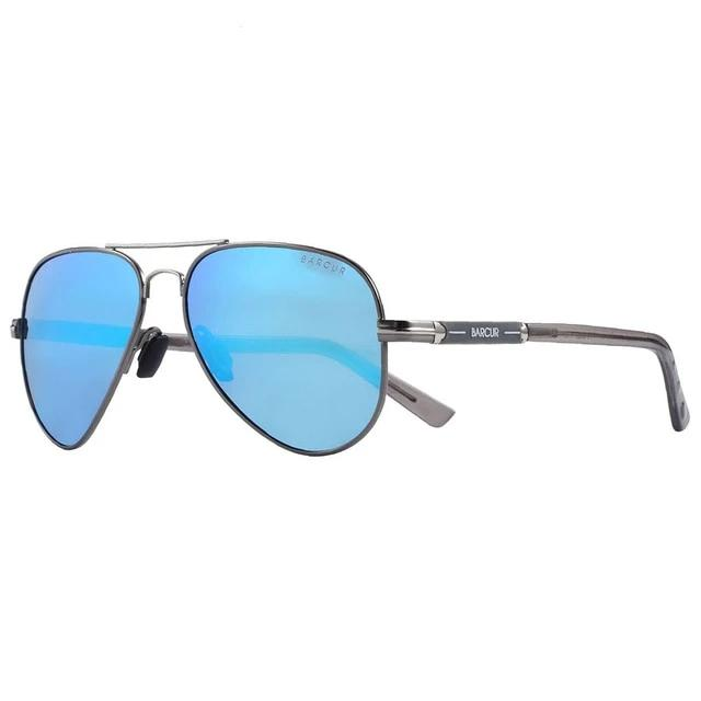 Calanovella Cool Men's Pilot Polarized Sunglasses UV400