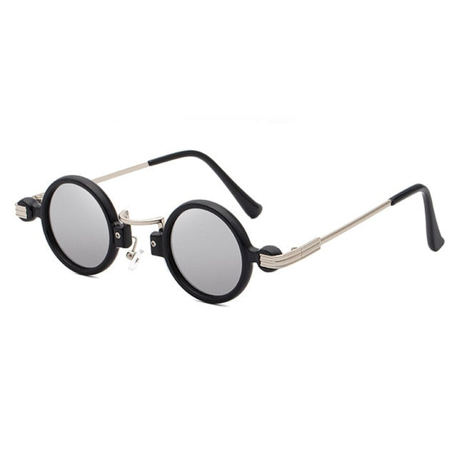 Calanovella Small Round Retro Sunglasses UV400