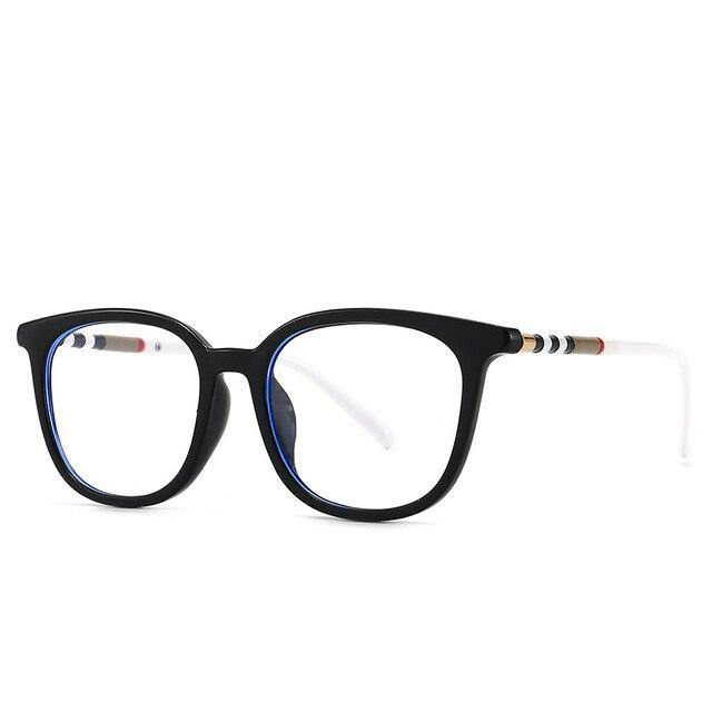 Calanovella Anti Blue Light Blocking Glasses Cat Eye for Men Women Trending Styles UV400 Optical Fashion Computer Gaming Glasses - Calanovella.com