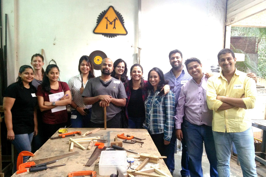 13th Basic Woodworking Class