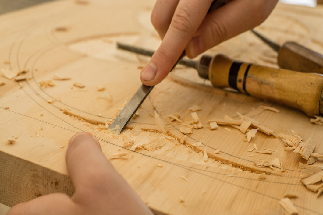 Learn Wood Carving