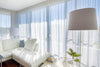 sheer or blackout curtains custom made