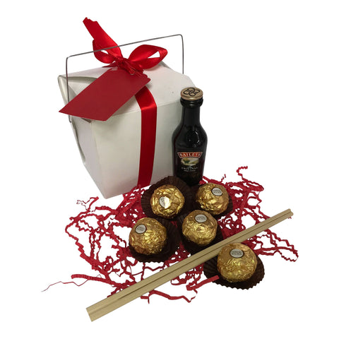 Small Mini Baileys Gift Hamper