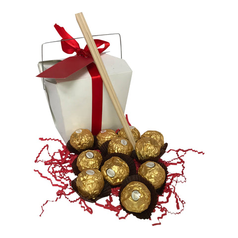 Small Mini Ferrero Rocher Chocolate Gift Hamper