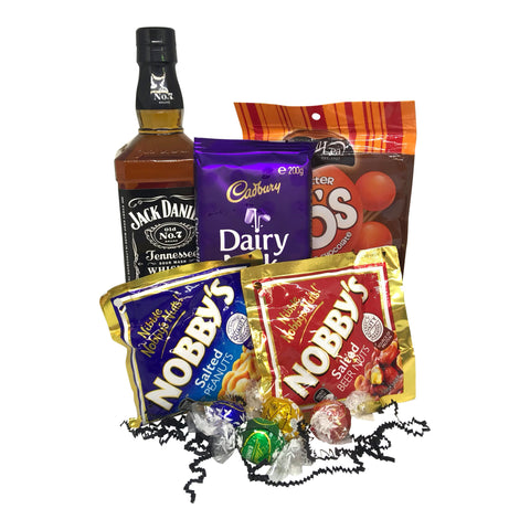 Jack Daniels Whiskey Gift Hamper
