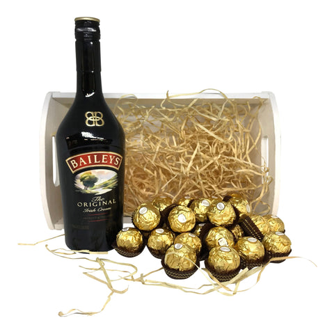 Milk Milk Ferrero Gift Hamper - Ferrero Rocher Chocolate
