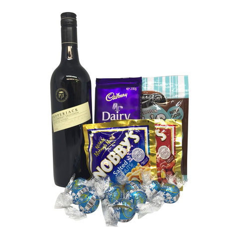 Red Wine Gift Hamper Australia