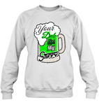 Dub In My Stiffy - Unisex Crewneck Sweatshirt