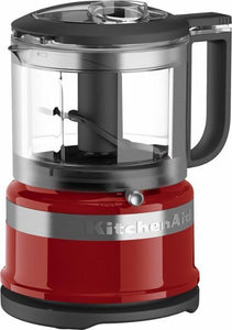 KitchenAid - KFC3516ER 2-Speed Food Processor - Empire red