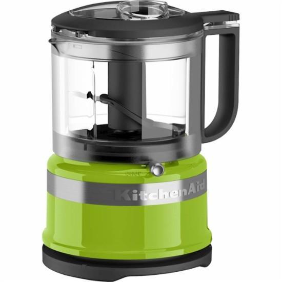 KitchenAid - 3.5-Cup Mini Food Processor - Green Apple