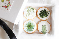 Botanical Cookies