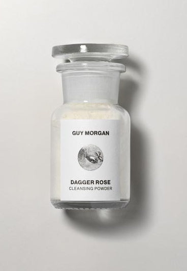 Dagger Rose Cleansing Powder - Guy Morgan