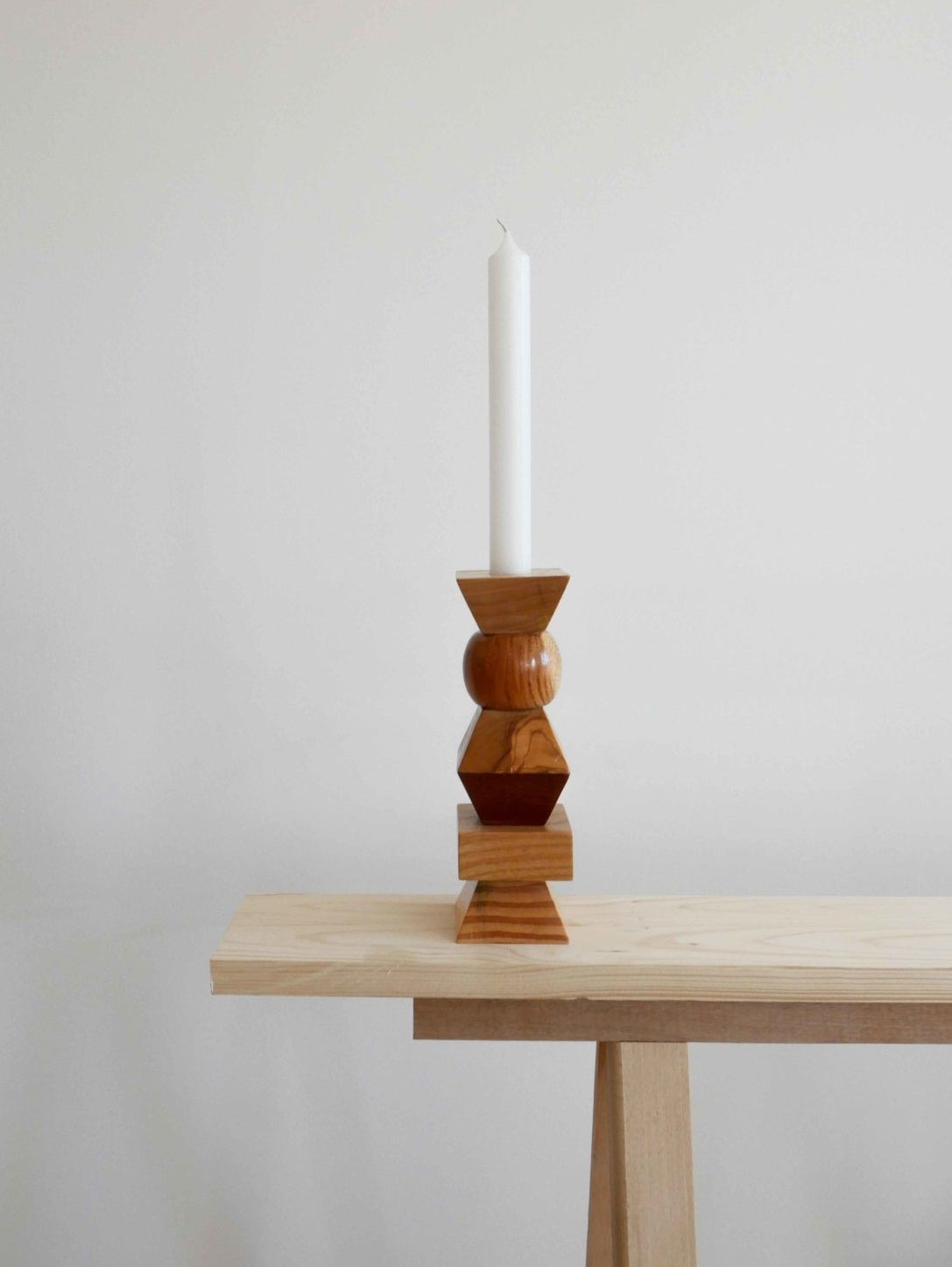 Totem Candle Holder - Oros