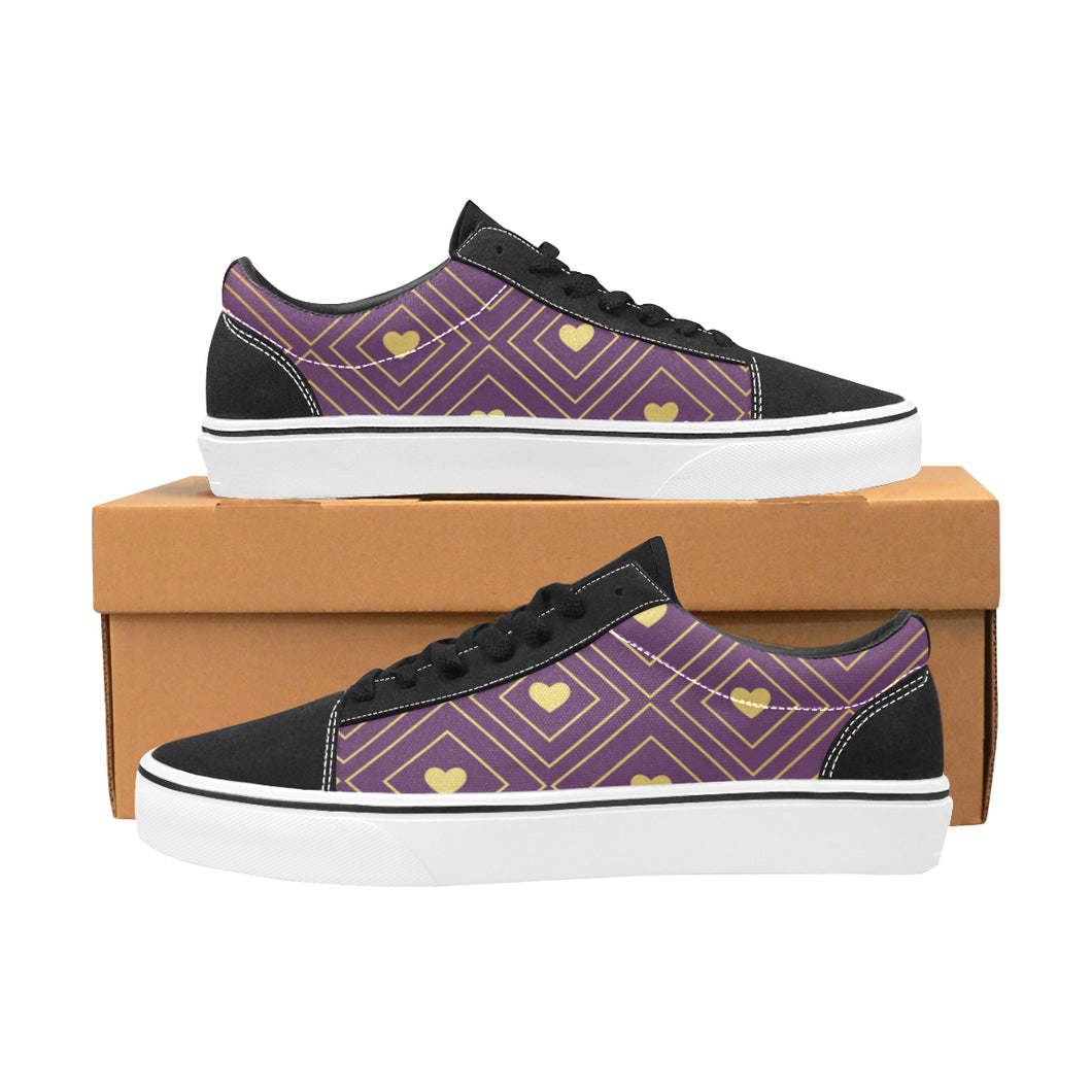Chaussures Original Low Top Love Purple - Femme>Chaussures>Low-Tops - Urban Corner