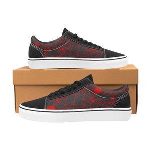 Chaussures Original Low Top Cubisme Red