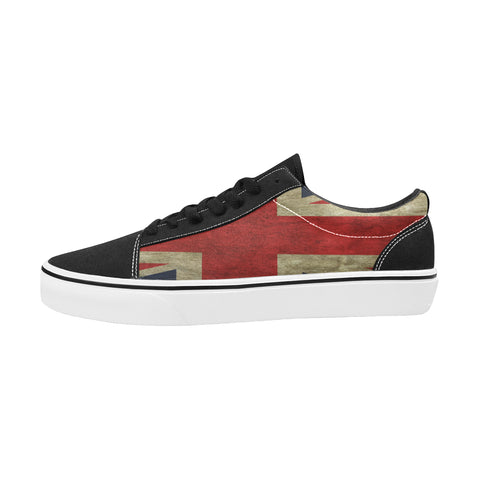 Chaussures Original Low Top Union Jack - urban-corner.com