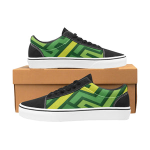 Chaussures Original Low Top Hypnotik Green - Homme>Chaussures>Low-Tops - Urban Corner