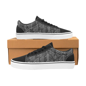 Chaussures Original Low Top Leaf Grey