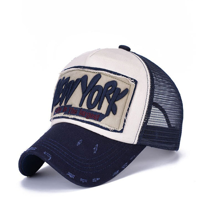 Casquette Trucker New York
