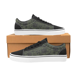 Chaussures Original Low Top Flowers Grunge