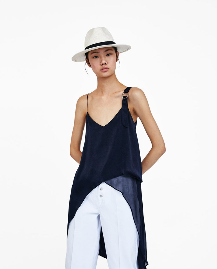 ZA Inspired Combined Asymmetric Top
