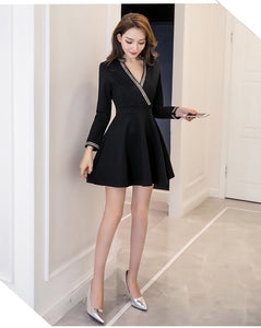 Jenny Couture Black Dress