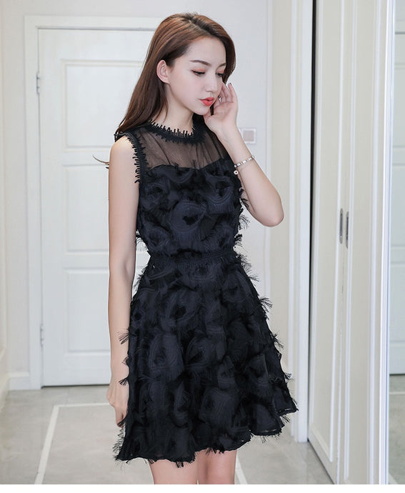 Sofia Little Black Dress