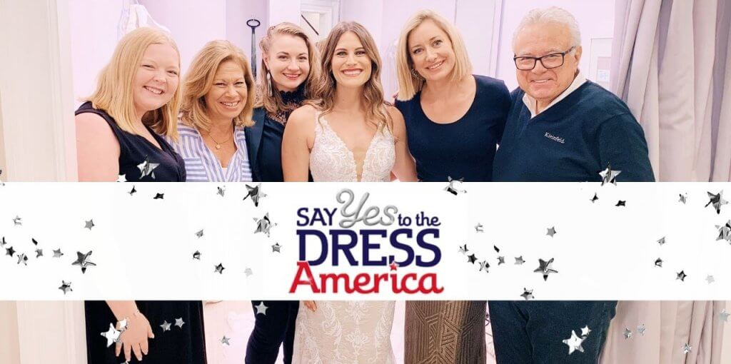 Red, White and Bride: Say Yes to the Dress America Finale Recap