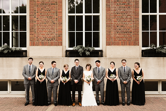 A Mixed-Gender Wedding Party: Why Everyone Should Have One