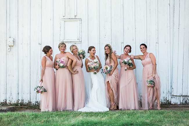 Why You'll Love Boho Bridesmaid Dresses