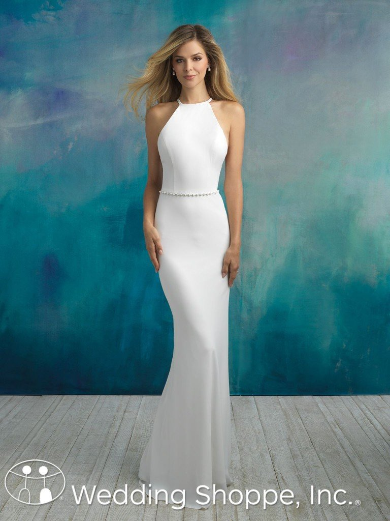 20 Simple Wedding Dresses for the Classic Bride