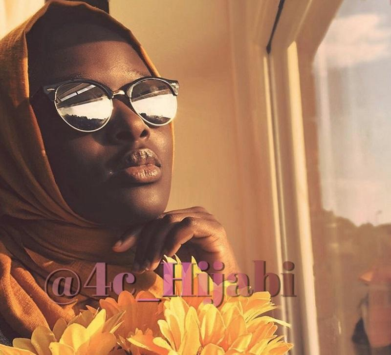 Caring for Natural Hair While Wearing Hijab – an Interview with IG's 4c Hijabi!