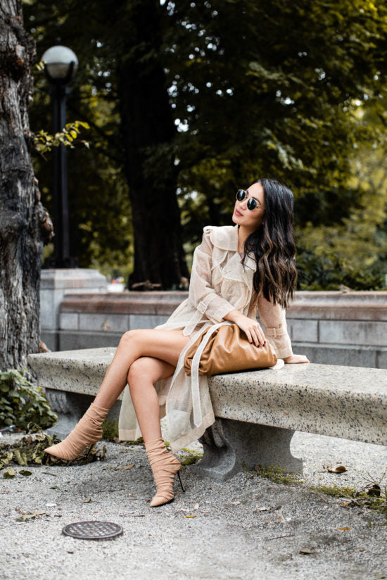 Naked But Not Afraid - All Beige for Fall