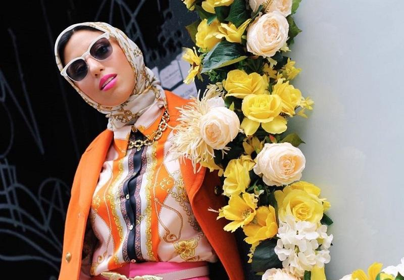 How to Rock Print-on-Print with Your Hijab & Outfit – One of Fall's Biggest Trends!