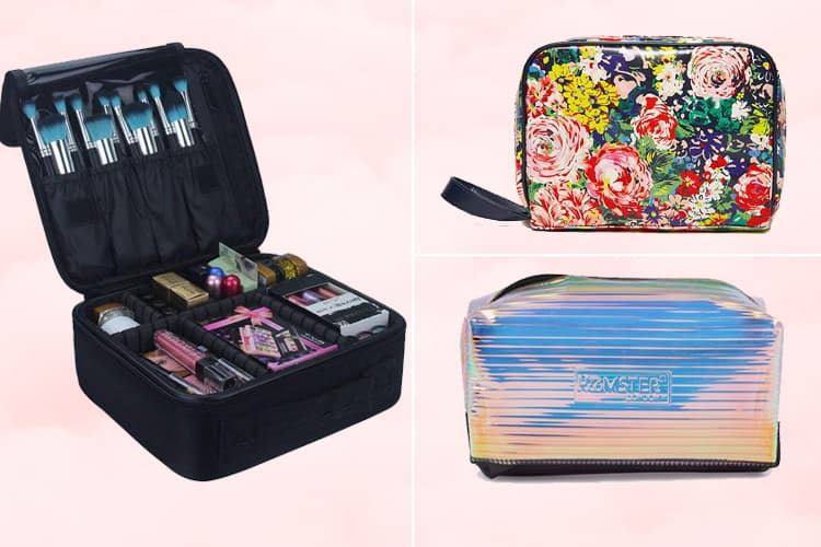 10 Best Makeup Bags You'Ll Want To Flaunt Off