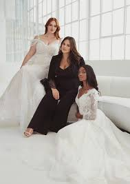 Ashley Graham Designed an Inclusive New Collection for Pronovias