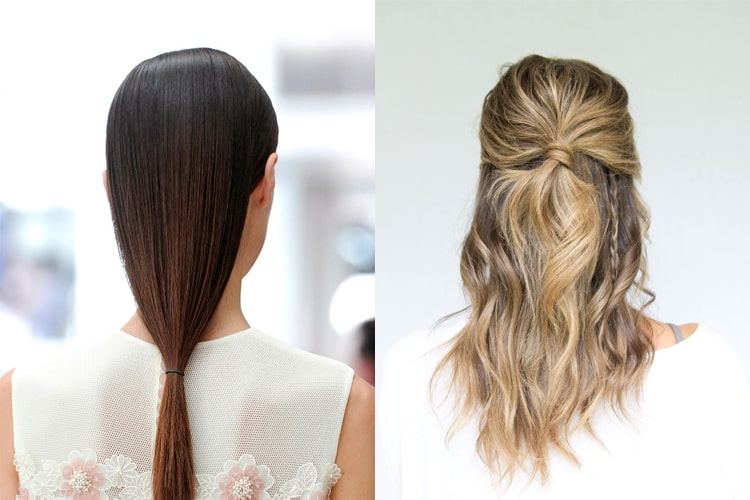 10 Beautiful Date Night Hairdos That Will Channel Romance