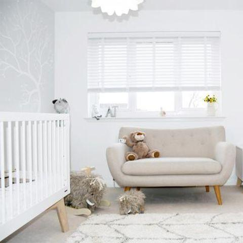 A nursery transformation with Kidsmill