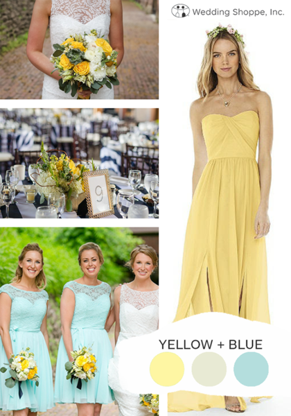 Top 10 Summer Wedding Color Schemes