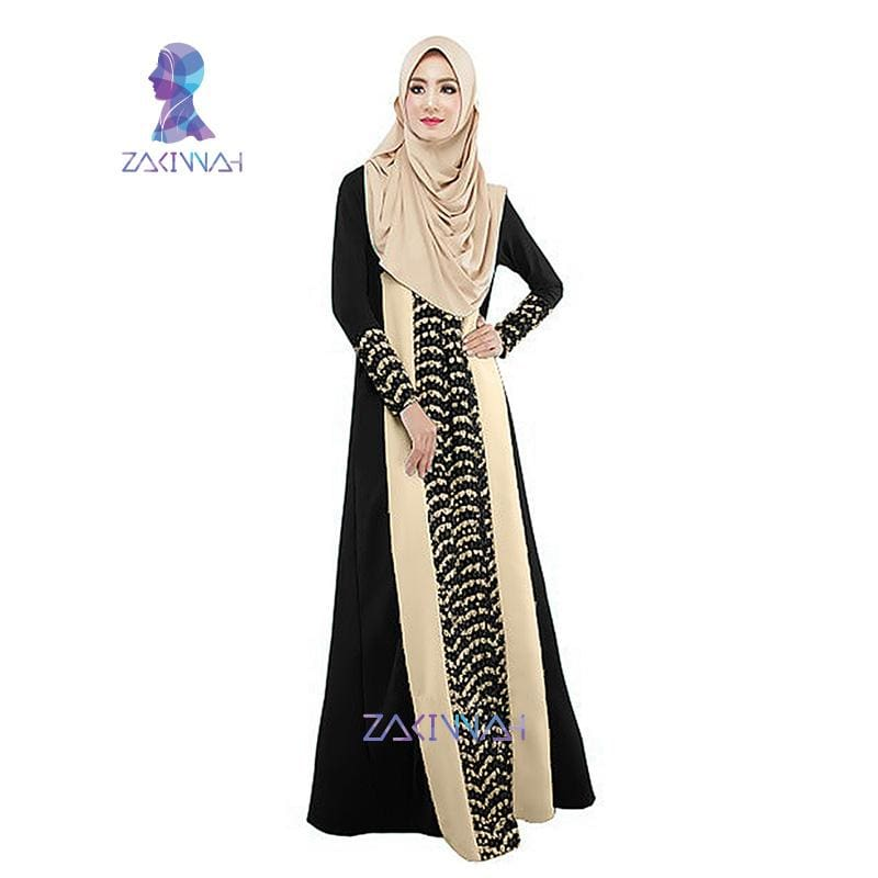 67f199468b80 020 hot Caftan Turkish Abaya Muslims abaya dress for women Arab Robes Muslim  kaftan – MBMCITY