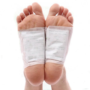 100packs=200pcs/lot Kinoki Detox Foot Pads Patches With Adhesive / No Retail Box(200pcs=100pcs